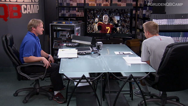 SportsCenter Special: Gruden's QB Camp - Matt Barkley