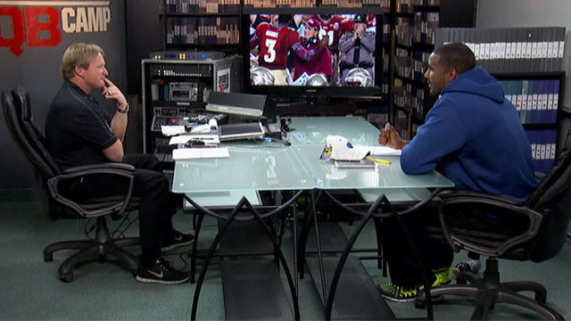 SportsCenter Special: Gruden's QB Camp - Ej Manuel presented by Corona Extra
