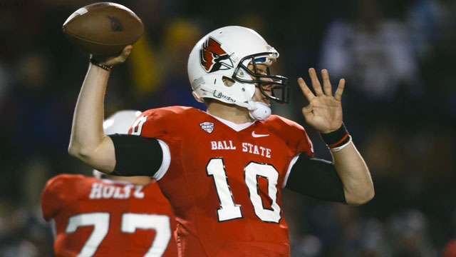 Illinois State vs. Ball State