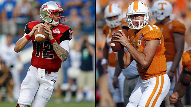 Western Kentucky vs. Tennessee