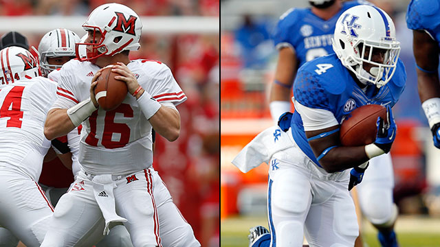 Miami (Ohio) vs. Kentucky