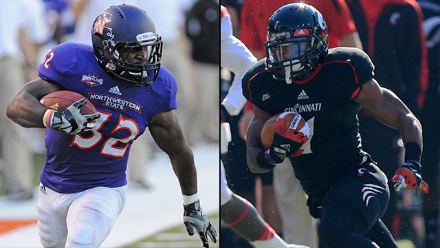 Northwestern State vs. Cincinnati