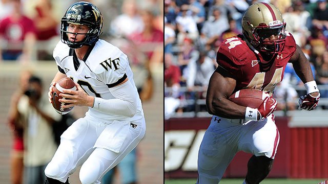 Wake Forest vs. Boston College (re-air)