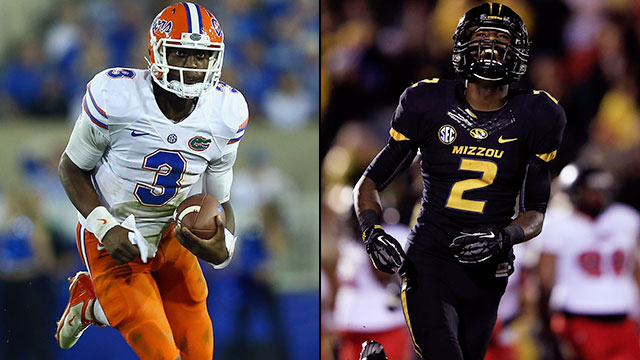 #22 Florida vs. #14 Missouri