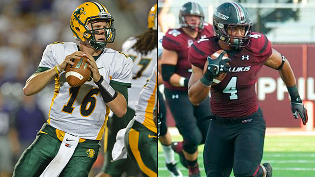 North Dakota State vs. Southern Illinois
