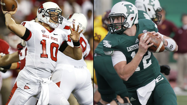 Ball State vs. Eastern Michigan