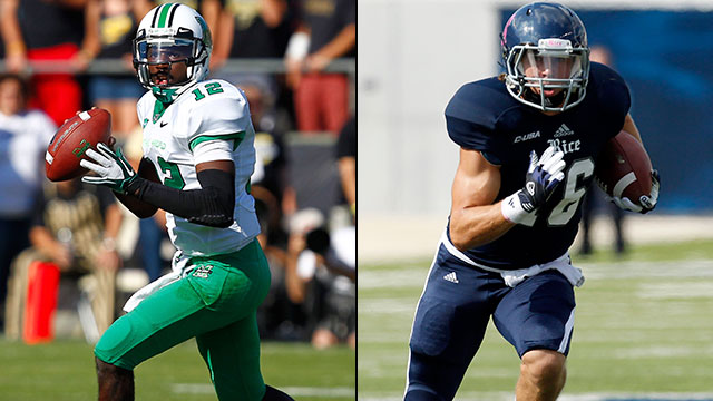 Marshall vs. Rice: 2013 Conference USA Championship