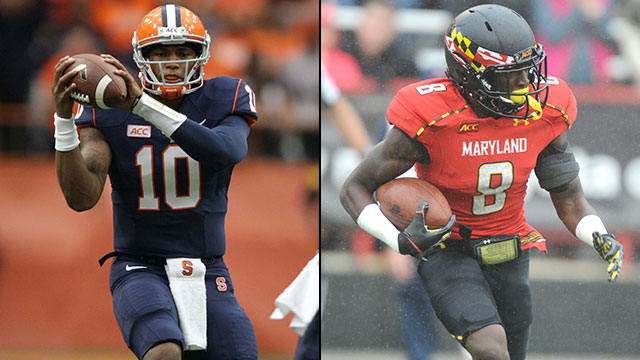 Syracuse vs. Maryland