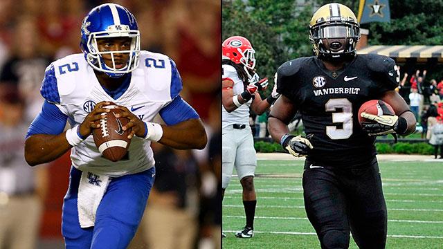 Kentucky vs. Vanderbilt