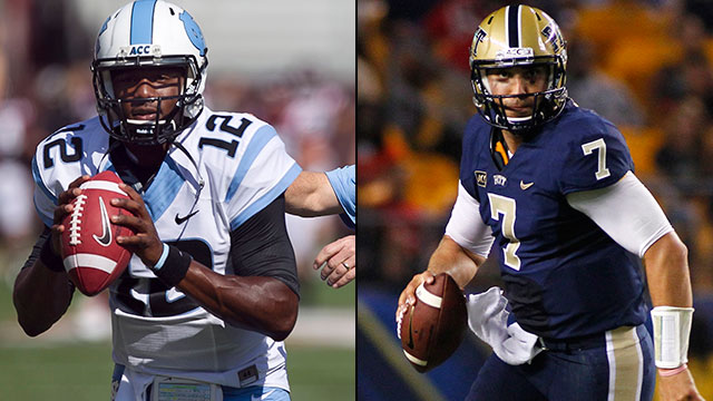 North Carolina vs. Pittsburgh