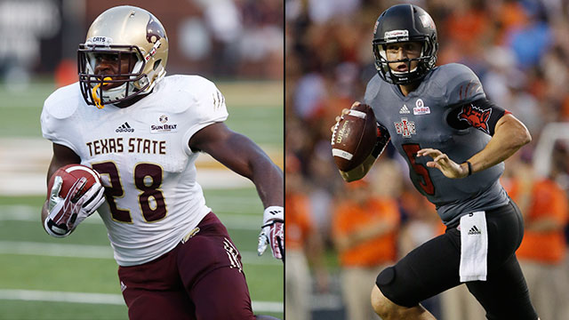 Texas State vs. Arkansas State