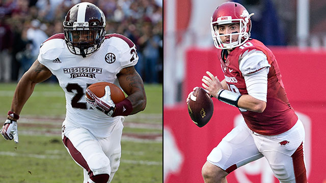 Mississippi State vs. Arkansas