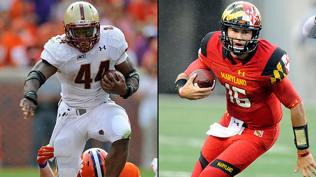 Boston College vs. Maryland