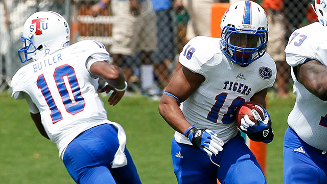 Tennessee State vs. Butler (First Round): NCAA Division I Football Championship