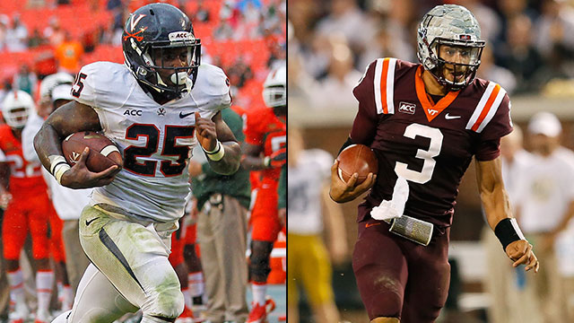 Virginia Tech vs. Virginia