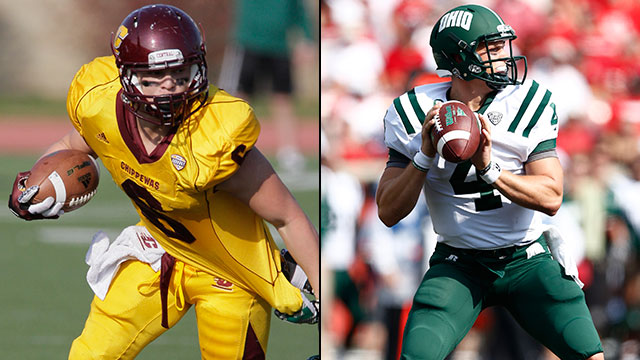 Central Michigan vs. Ohio