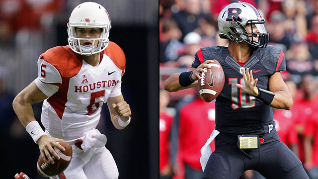 Houston vs. Rutgers