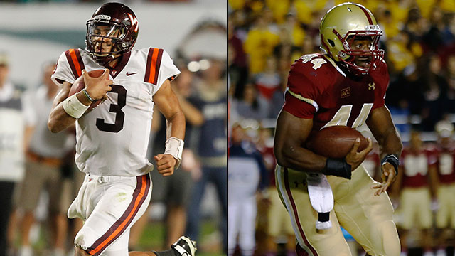 Virginia Tech vs. Boston College