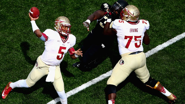 #2 Florida State vs. Wake Forest