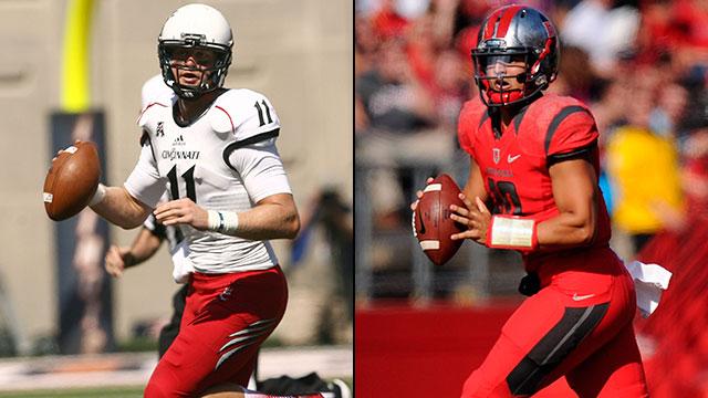 Cincinnati vs. Rutgers