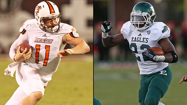 Bowling Green vs. Eastern Michigan