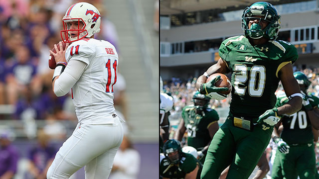 SMU vs. South Florida (Exclusive)
