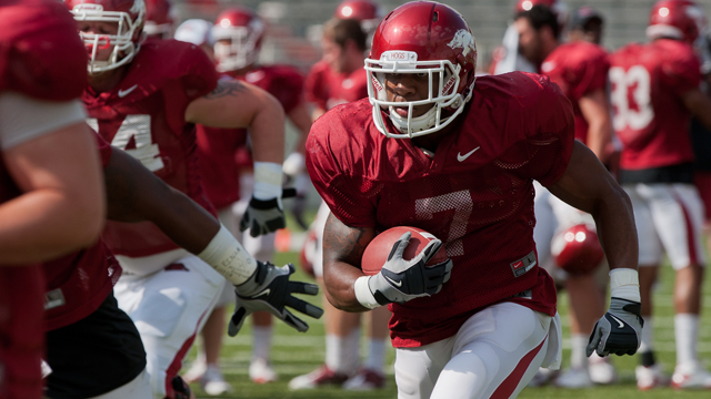 Arkansas Spring Football: The Red And White Game