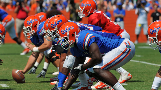 Florida Spring Football: Orange And Blue Debut