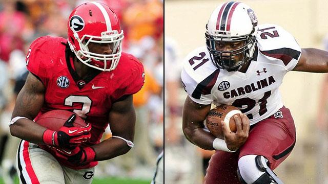 Georgia vs. South Carolina (re-air)