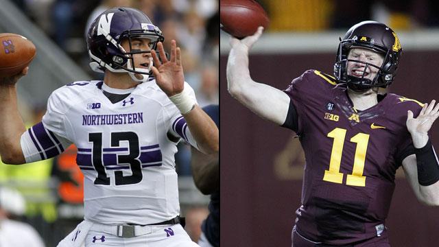 Northwestern vs. Minnesota (re-air)