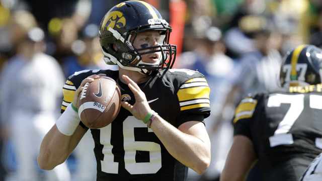 Iowa vs. Northern Illinois
