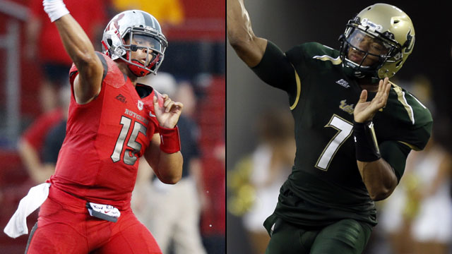 Rutgers vs. South Florida