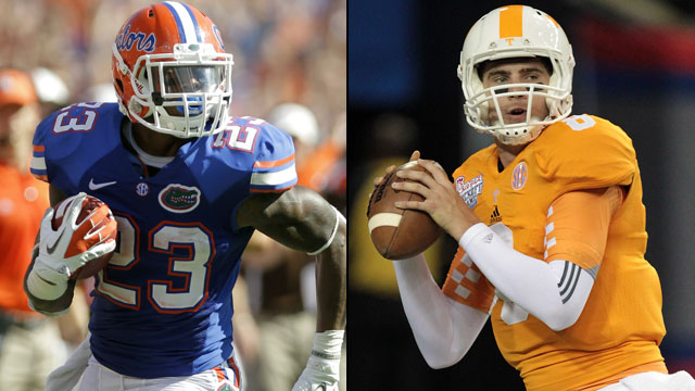 #18 Florida vs. #23 Tennessee