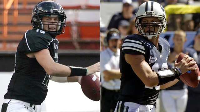 Hawaii vs. BYU