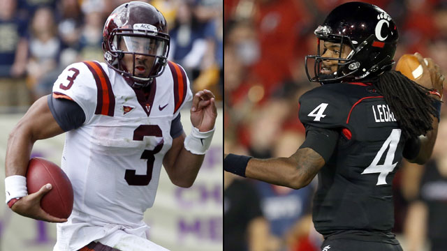 Virginia Tech vs. Cincinnati