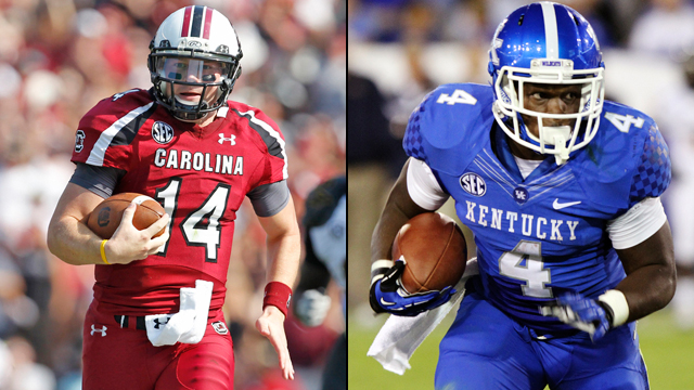 #6 South Carolina vs. Kentucky