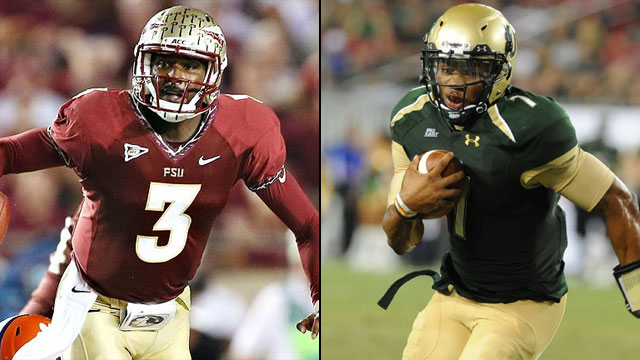 #4 Florida State vs. South Florida