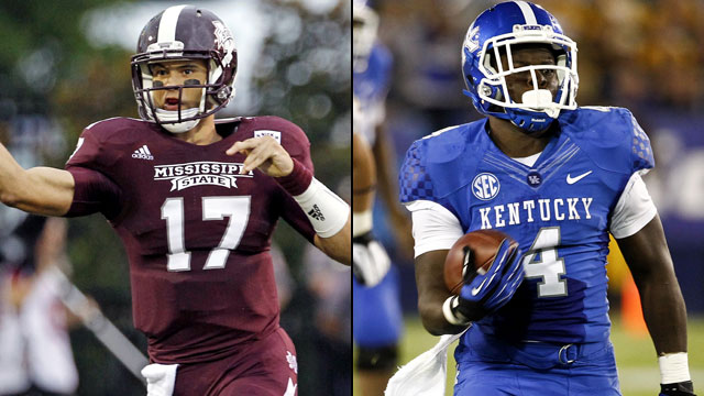 #20 Mississippi State vs. Kentucky