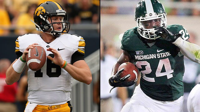 Iowa vs. Michigan State