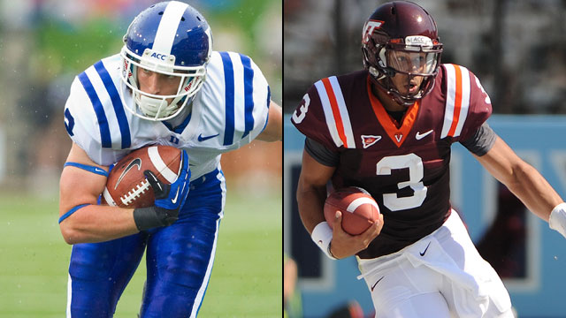 Duke vs. Virginia Tech