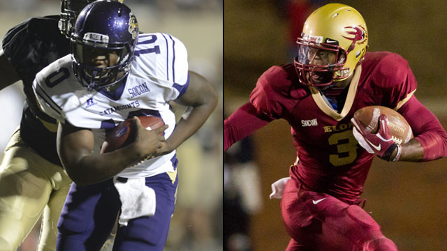 Western Carolina vs. Elon (Exclusive)