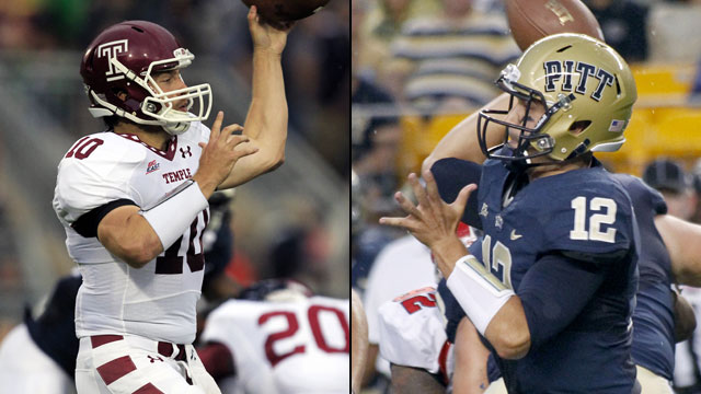 Temple vs. Pittsburgh