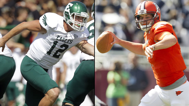 Eastern Michigan vs. Bowling Green (Exclusive)