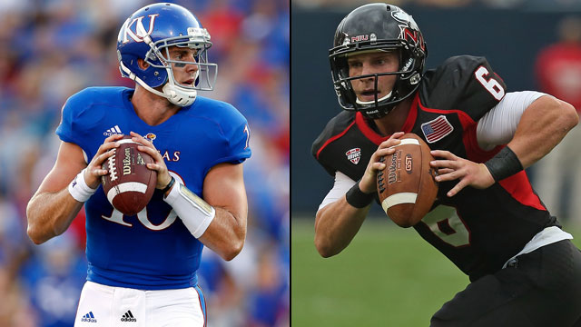 Kansas vs. Northern Illinois (Exclusive)
