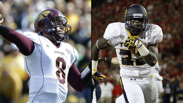 Central Michigan vs. Toledo (Exclusive)