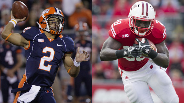 Illinois vs. Wisconsin