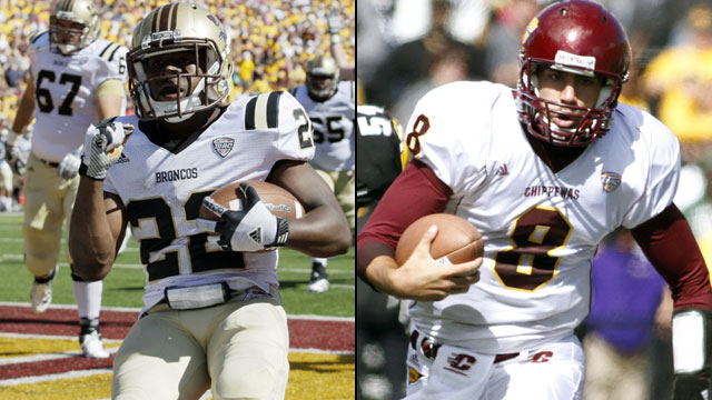 Western Michigan vs. Central Michigan (Exclusive)