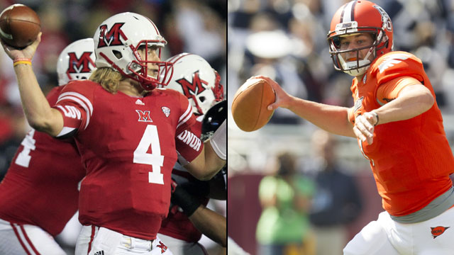 Miami (Ohio) vs. Bowling Green