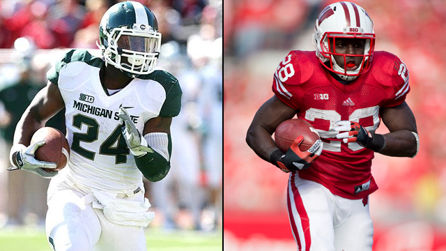 Michigan State vs. #25 Wisconsin