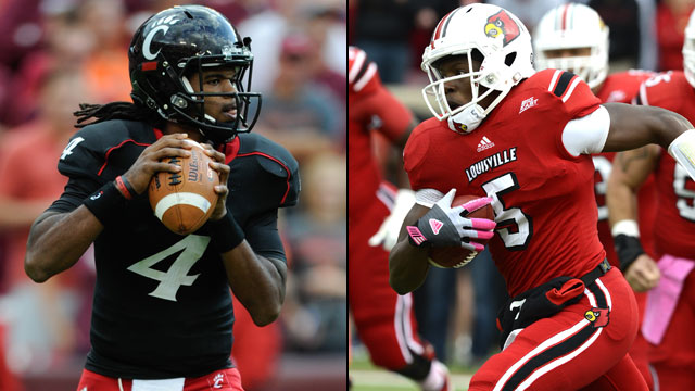 Cincinnati vs. Louisville